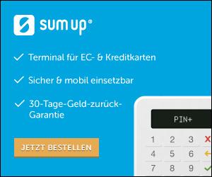 Kartenzahlung mit mobilem EC Kartenlesegerät | SumUp